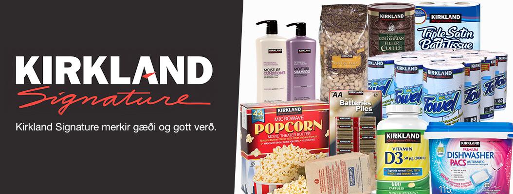 Kirkland Signature | Costco Iceland on Kirkland Costco Pharmacy id=83976
