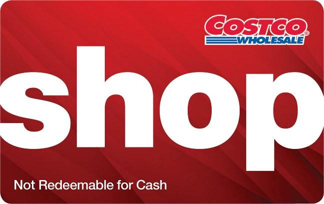 Costco Shop Card Balance on Costco Number id=51102