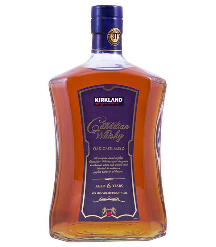 Kirkland Signature Canadian Whisky