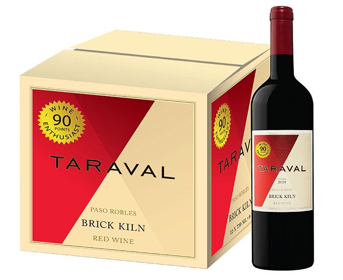 Taraval Brik Kiln Red Blend