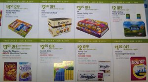 July 2010 Coupon Book