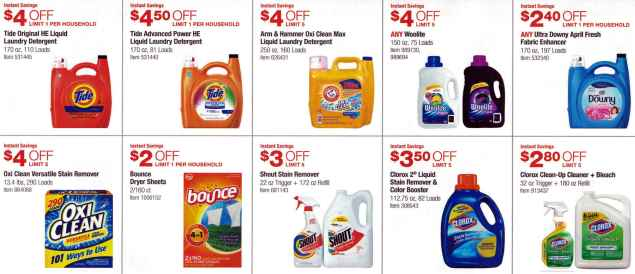 January 2016 Costco Coupon Book Page 14