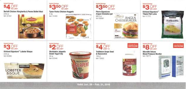 February 2016 Costco Coupon Book Page 9