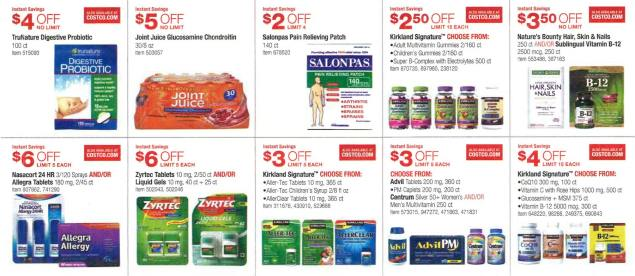 March 2016 Costco Coupon Book Page 14