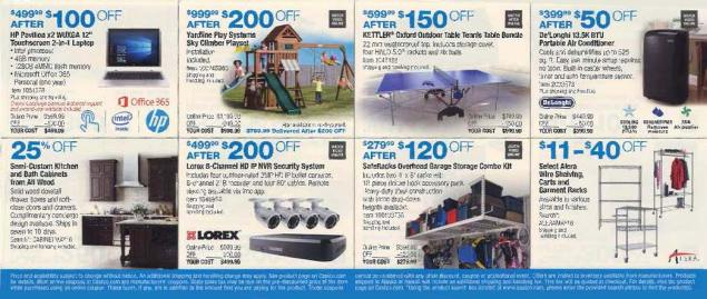 May 2016 Costco Coupon Book Page 17