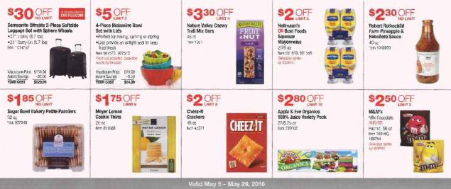 May 2016 Costco Coupon Book Page 7