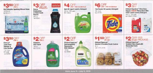 June 2016 Costco Coupon Book Page 9