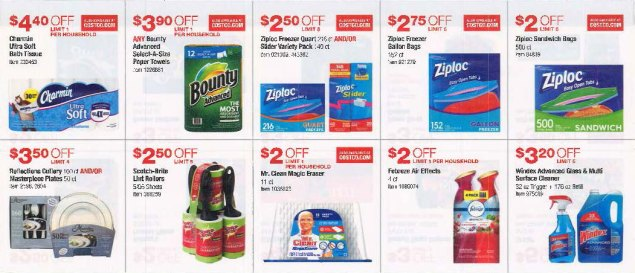 October 2016 Costco Coupon Book Page 10