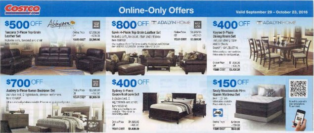 October 2016 Costco Coupon Book Page 18