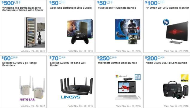 Costco Black Friday 2016 Weekend Coupons Page 7