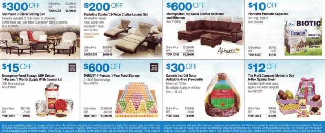 Costco March and April 2017 Coupon Book Page 18