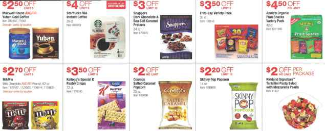 Costco May 2017 Coupon Book Page 8