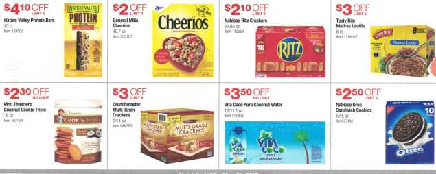 Costco May 2017 Coupon Book Page 9