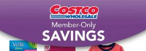 April 2017 Costco Coupon Book Cover