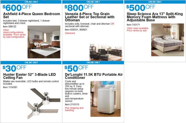 June 2017 Costco Coupon Book Page 28