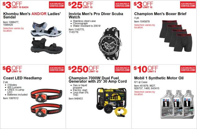 June 2017 Costco Coupon Book Page 5