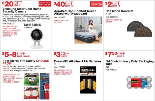 June 2017 Costco Coupon Book Page 8