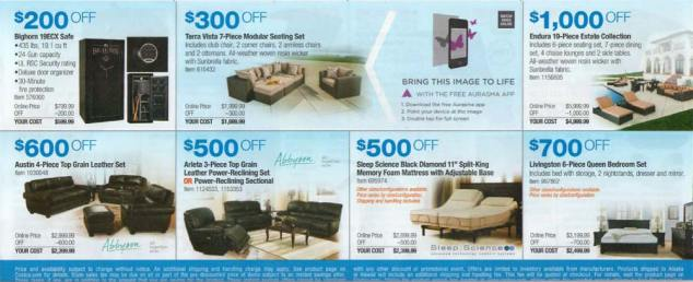 Costco July 2017 Coupon Book Page 17