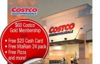 Costco Membership Discount