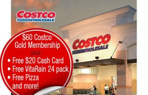 Costco Membership Discount