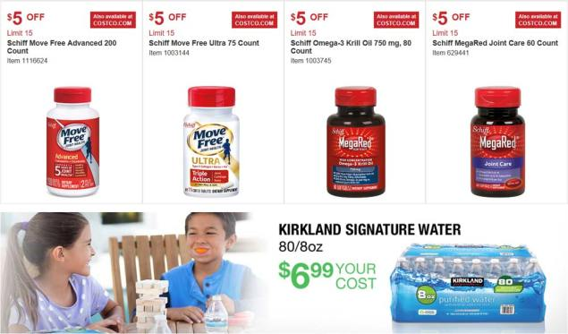 Costco August 2017 Coupon Book Page 18
