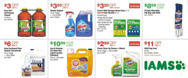 Costco September 2017 Coupon Book Page 14