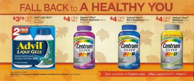 Costco September 2017 Coupon Book Page 4