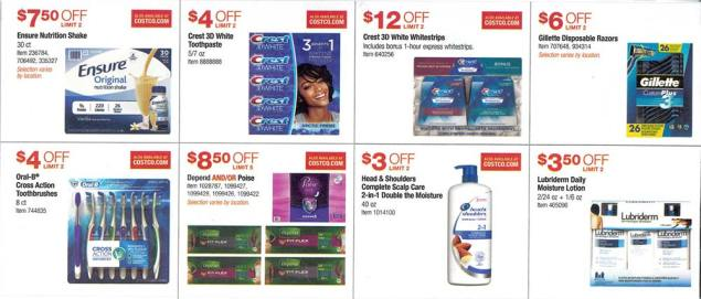 Costco September 2017 Coupon Book Page 6