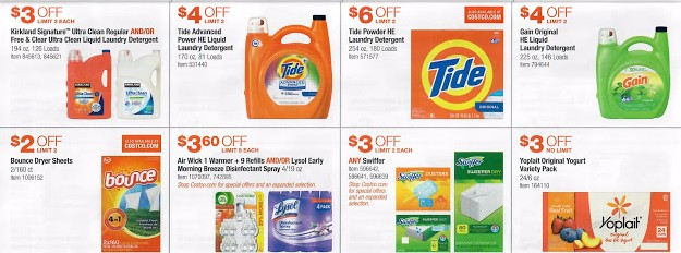 Costco October 2017 Coupon Book Page 14