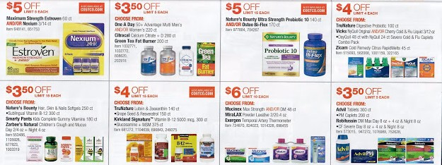 Costco October 2017 Coupon Book Page 16