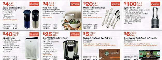 Costco October 2017 Coupon Book Page 6