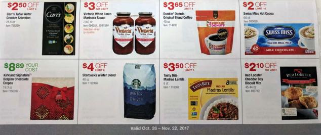 Costco November 2017 Coupon Book Page 10