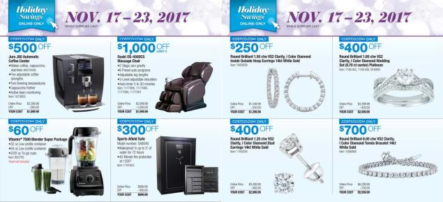 Costco Black Friday ad scan Week 2 Page 13
