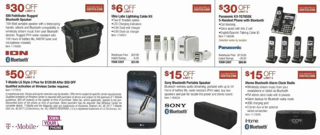 Costco December 2017 Coupon Book Page 7
