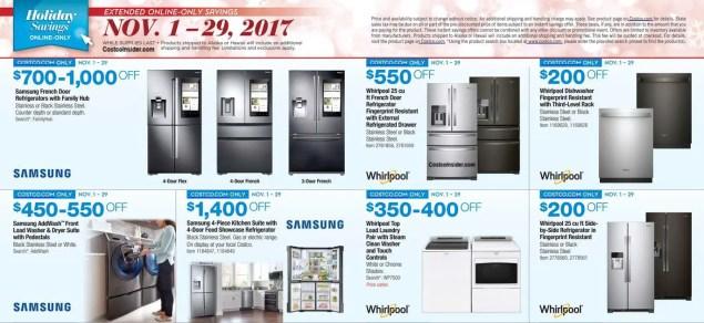 Costco 2017 Black Friday Ad Scan Page 7