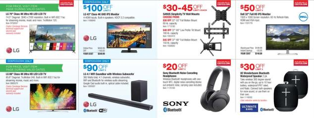 Costco Black Friday ad scan Week 2 Page 8