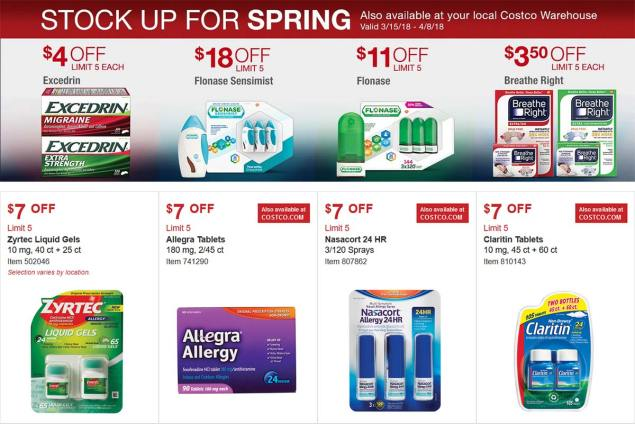 Costco Coupon March 2018 Page 18