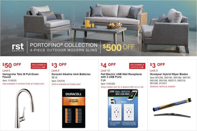 Costco Coupon March 2018 Page 4