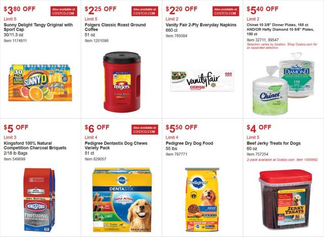 Costco Coupon March 2018 Page 8