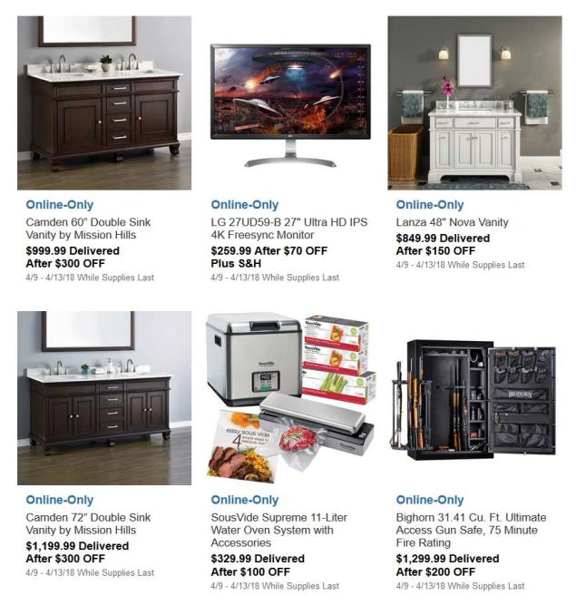April 2018 Costco Hot Buys Page 8