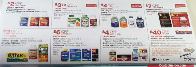 Costco September 2018 Coupon Book Page 24