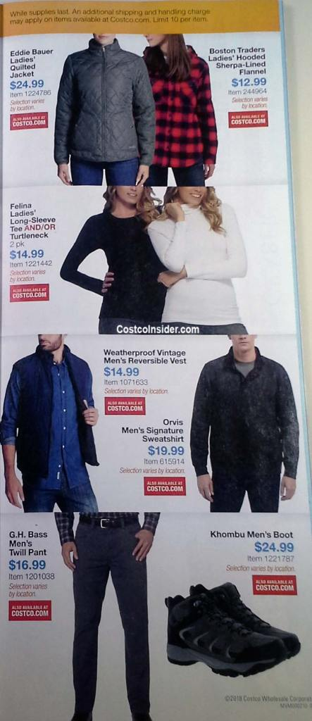 Costco September 2018 Coupon Book Page 5
