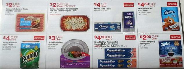 Costco October 2018 Coupon Book Page 15
