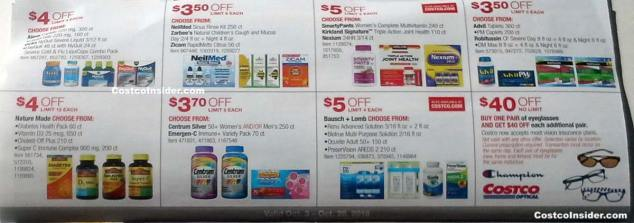 Costco October 2018 Coupon Book Page 19