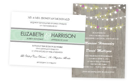 Wedding Stationery Full Wedding Suites Costco Photo Center