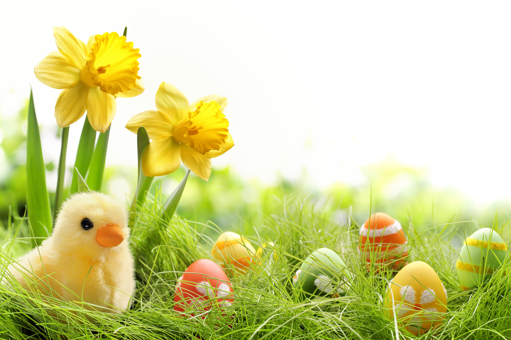 Happy easter from the costen associates team for What day does easter fall on this year