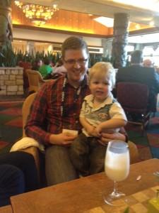 Andrew and Ezra