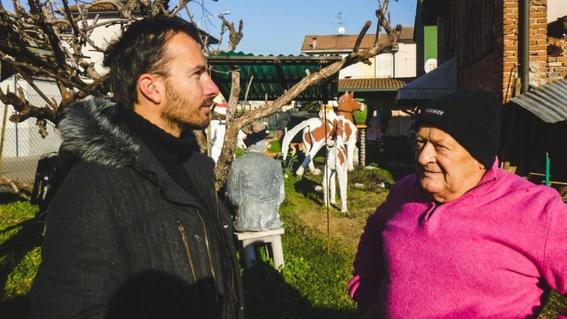 con Giulio Rancilio
