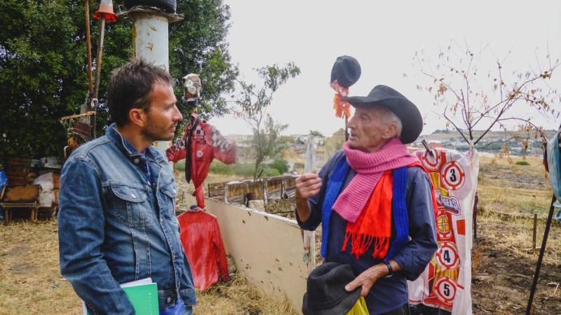 con Biagio Lapolla