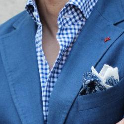 blazer costume sur mesure privé paris